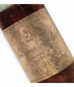 Sauternes 1940ies (estimated) - Audye