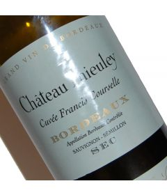 "Chateau Thieuley ""Cuvee Francis Courselle"" 2008 - Bordeaux Blanc"