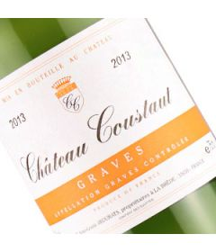 Chateau Coustaut blanc 2003 - Graves