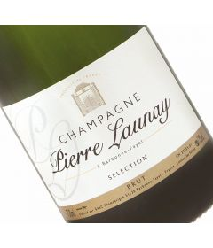 Champagne BRUT MAGNUMS - Pierre Launay (*** G Hachette)