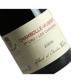 """Chambolle-Musigny 1er Cru """"LES CARRIERES"""" 2013 - Domaine Felettig"""
