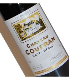 Chateau Coufran 1986 - Haut-Medoc Cru Bourgeois Superieur