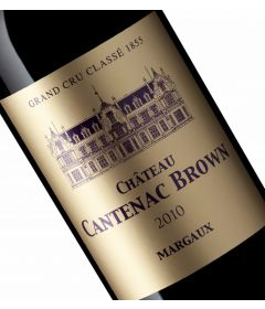 Chateau Cantenac-Brown 2010 - Margaux 3eme Grand Cru Classe