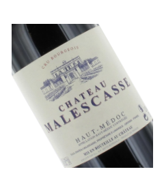 Chateau Malescasse 2010 - Cru Bourgeois Superieur